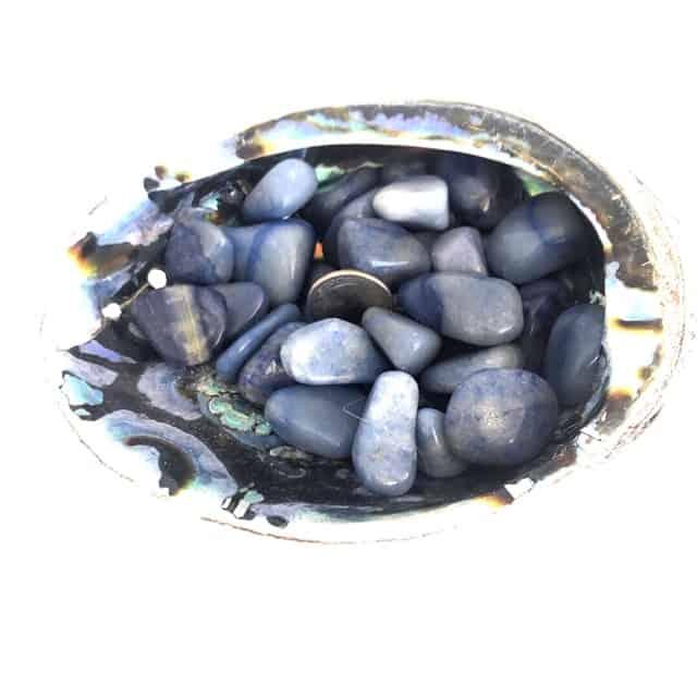 shot 20201014131858 - Blue aventurine tumbled stones