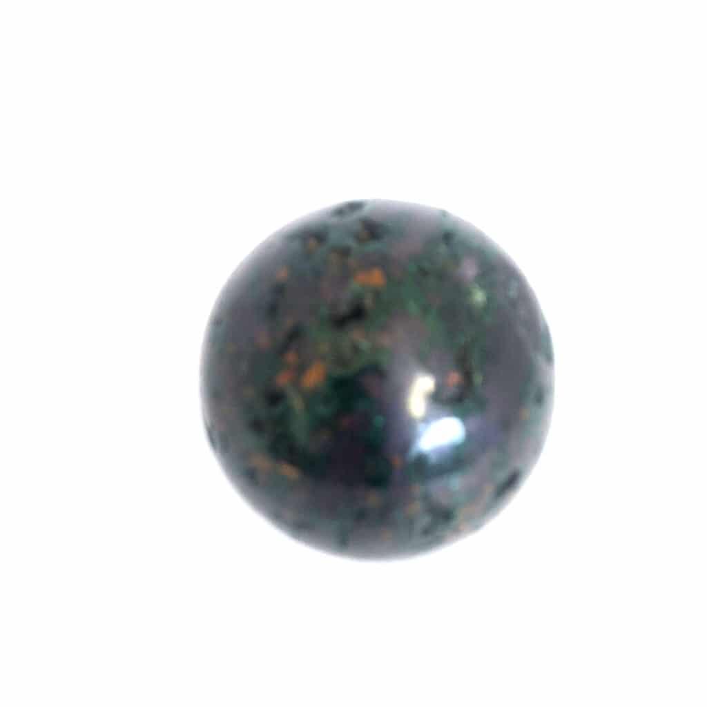 Cuprite sphere