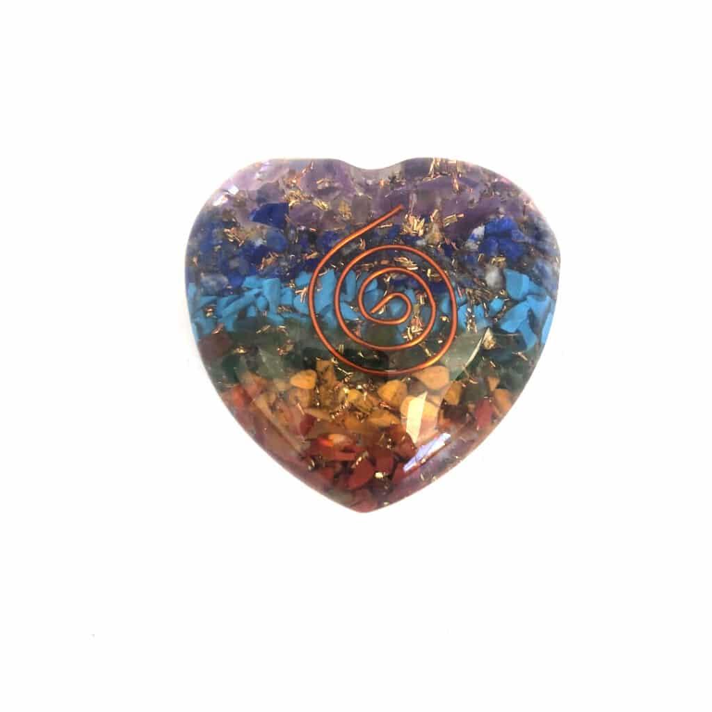 Orgone chakra heart