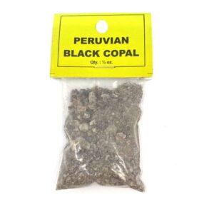 Peruvian Black Copal 300x300 - Peruvian Black Copal Resin