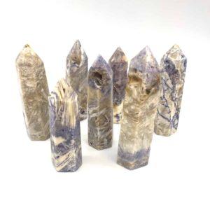 fortunecrystals tiff stone points 300x300 - Tiffany Stone - Points